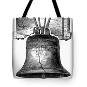 Liberty Bell Tote Bag