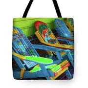 License To Chill Tote Bag