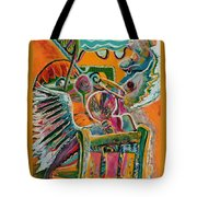 Life Angels On Duty Tote Bag