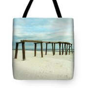 Life Of A Pier Tote Bag