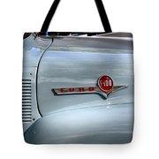 Light Blue Ford Pickup Tote Bag