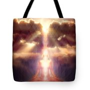 Light Fall Tote Bag