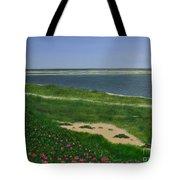 Sea Roses Tote Bag