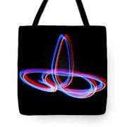 Light_paint Tote Bag