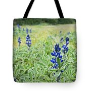 Lilac Flower In Green Canvas Spring Has Arrived 1 Tote Bag