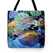 Lily Pad Palettes Tote Bag