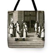 Lincoln School For Nurses Tote Bag