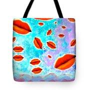 Lips Tote Bag