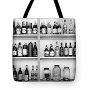 Liquor Bottles Tote Bag