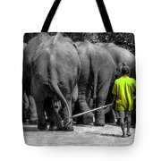 Little Big Man Tote Bag