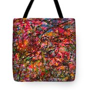 Living Forest-2 Tote Bag