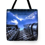 Lloyd's Of London And Cheese Grater Tote Bag