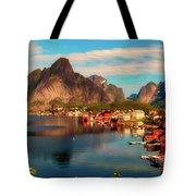 Lofoten, Norway Tote Bag