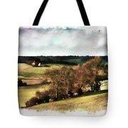 Loire Valley Tote Bag