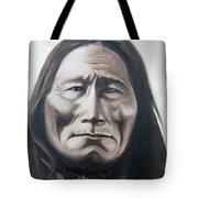 Long Bear Tote Bag