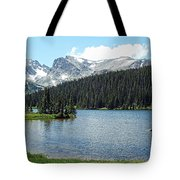 Long Lake Splender  Tote Bag