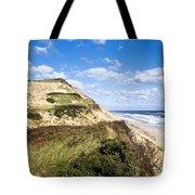 Long Nook Beach Tote Bag