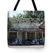 Longhorn Saloon Tote Bag