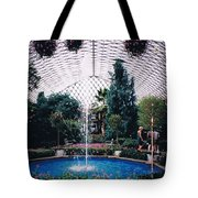 Longview Gardens Tote Bag