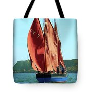 Looe Lugger 'our Daddy' Tote Bag
