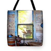 Looking Out  Tote Bag by Carol Groenen