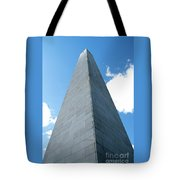 Looking Up At Bunker Hill Tote Bag