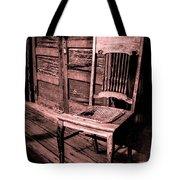Loomis Ranch Chair Tote Bag
