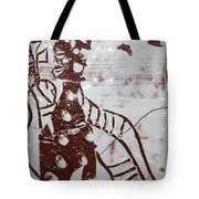 Lord Bless Me 8 - Tile Tote Bag