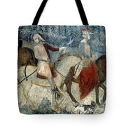 Lorenzetti: Good Govt Tote Bag