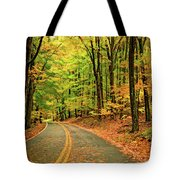 Lost In Pennsylvania - Paint Tote Bag
