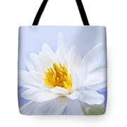 Lotus Flower Tote Bag by Elena Elisseeva
