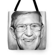 Lou Holtz Tote Bag