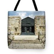 Lovcen National Park Montenegro. Tote Bag
