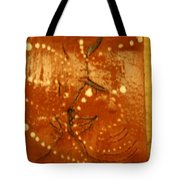 Love - Tile Tote Bag