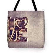 Love 2 Tote Bag