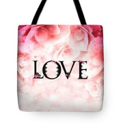 Love Heart Nd12 Tote Bag