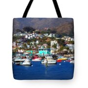 Love Of The Game Tote Bag