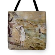 Love Ted, Seal Beach 1921 Tote Bag