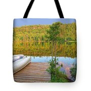 Lovely Lake Tote Bag
