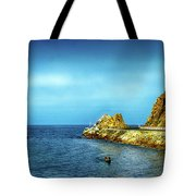 Lovers Cove Tote Bag