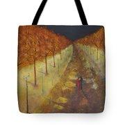 Lovers Walk Tote Bag