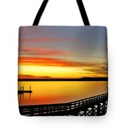 Lowcountry Autumn Tote Bag
