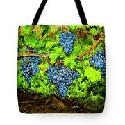 Lucious Grapes Tote Bag