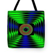 Luminous Energy 5 Tote Bag by Will Borden