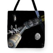 Lunar Cycler Centrifuge Tote Bag