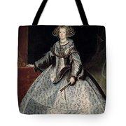 Luycks, Frans Amberes, 1604 - Viena, 1668 Maria Of Austria, Queen Of Hungary Ca. 1635 Tote Bag
