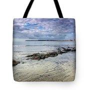 Lyme Regis Seascape - October Tote Bag