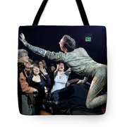 Lysol At Fifth Annual David Bowie Birthday Bash Tote Bag