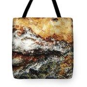 Macro Rock Tote Bag