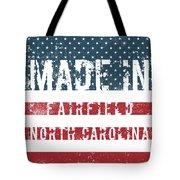 Made In Fairfield, North Carolina Tote Bag